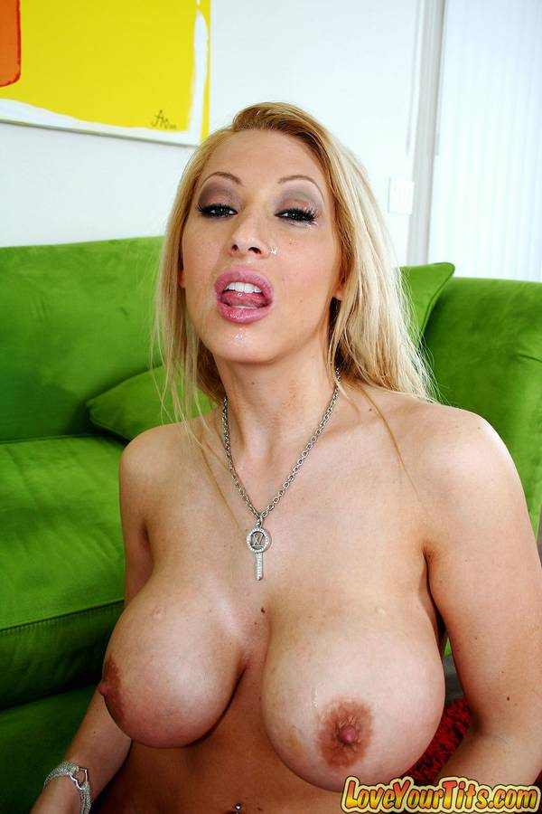 Drilled Big Titted Chick :: Giant Melons Porn