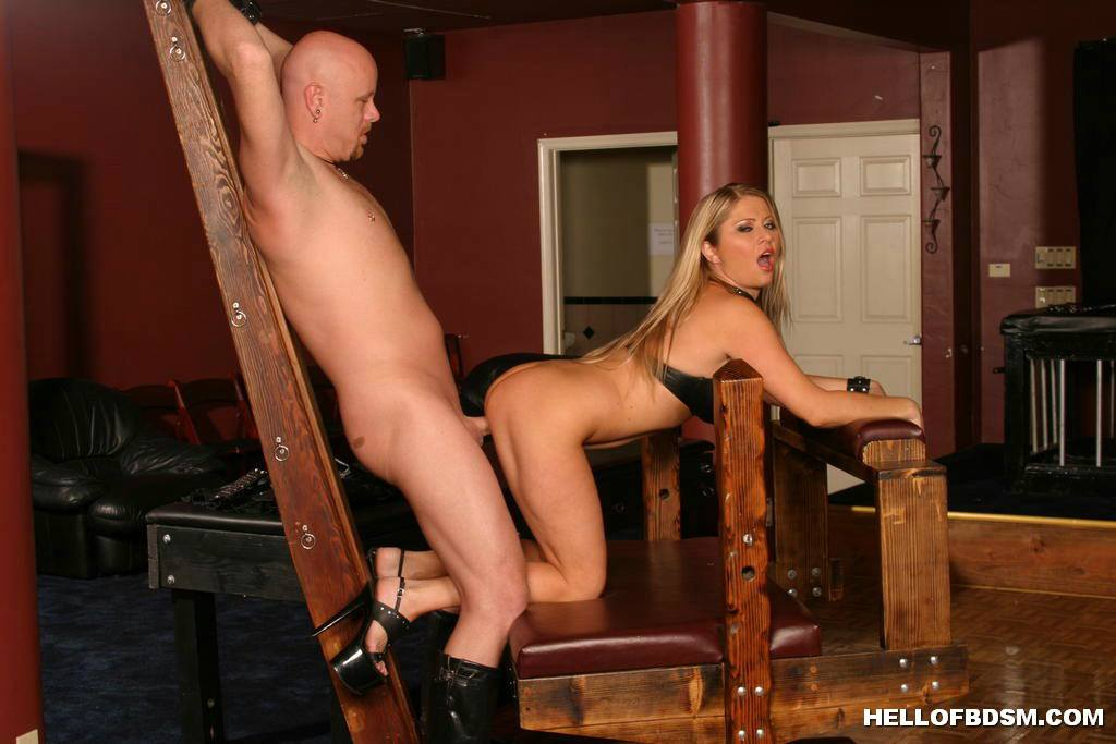 Male slave bound and whipped 2