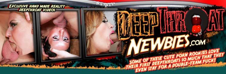 Deep Throat Newbies 42